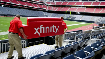 XFINITY NFL Red Zone TV Spot, 'NFL Moments'