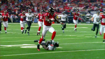 XFINITY NFL Red Zone TV Spot, 'NFL Moments' - Thumbnail 4