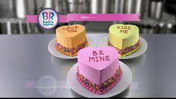 Baskin-Robbins Conversation Heart Cakes TV Spot - Thumbnail 10