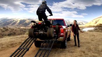 Ram Truck Month TV Spot, 'Focus and Dedication' - Thumbnail 6