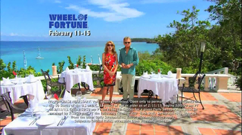Wheel of Fortune TV Spot, 'Sandals Vacation Sweepstakes' - Thumbnail 1