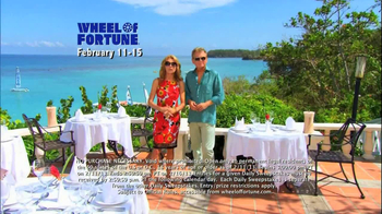 Wheel of Fortune TV Spot, 'Sandals Vacation Sweepstakes' - Thumbnail 2
