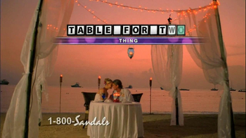 Wheel of Fortune TV Spot, 'Sandals Vacation Sweepstakes' - Thumbnail 5