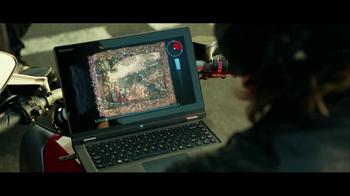 Lenovo Yoga TV Spot, 'Motorcycle Escape' - Thumbnail 8