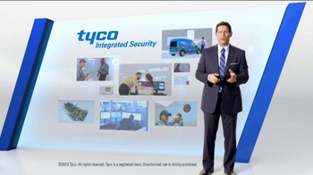 Tyco Integrated Security TV Spot, 'Elevator' Featuring Steve Young - Thumbnail 10