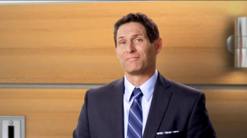 Tyco Integrated Security TV Spot, 'Elevator' Featuring Steve Young - Thumbnail 6