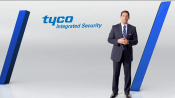 Tyco Integrated Security TV Spot, 'Elevator' Featuring Steve Young - Thumbnail 7