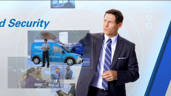 Tyco Integrated Security TV Spot, 'Elevator' Featuring Steve Young - Thumbnail 8