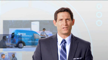 Tyco Integrated Security TV Spot, 'Elevator' Featuring Steve Young - Thumbnail 9