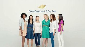 Dove Sleeveless Deodorant TV Spot