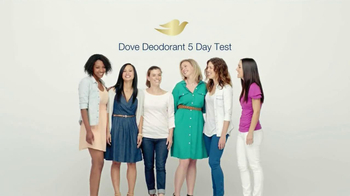 Dove Sleeveless Deodorant TV Spot