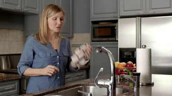Bounty DuraTowel TV Spot, 'Spaghetti Cleanup' - Thumbnail 5