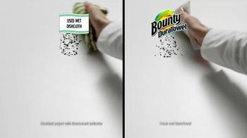 Bounty DuraTowel TV Spot, 'Spaghetti Cleanup' - Thumbnail 7