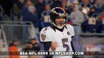 NFL Shop Ravens Championship Package TV Spot, 'You Won!' - Thumbnail 7