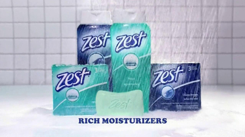 Zest TV Spot, 'Shower Clean' - Thumbnail 6