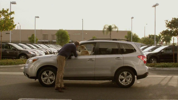 Subaru TV Spot 'Dog Tested, Dog Approved' - Thumbnail 3