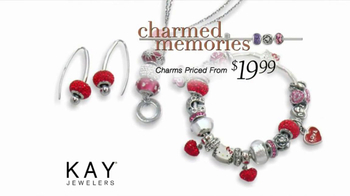 Kay Jewelers Charmed Memories TV Spot, 'Photo Booth: Free Bracelet or Charm' - Thumbnail 3