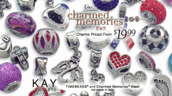 Kay Jewelers Charmed Memories TV Spot, 'Photo Booth: Free Bracelet or Charm' - Thumbnail 4