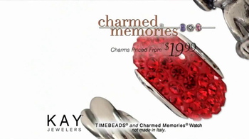Kay Jewelers Charmed Memories TV Spot, 'Photo Booth: Free Bracelet or Charm' - Thumbnail 5