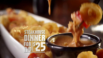 Longhorn Steakhouse TV Spot '2 Dinners Under $25' - Thumbnail 7