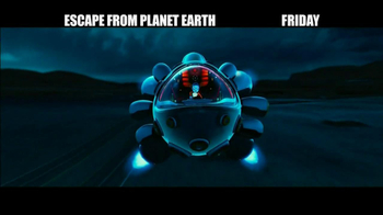 Escape From Planet Earth  - Alternate Trailer 9