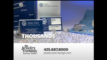 The Jewelry Exchange TV Spot, 'Solitaires Set While You Watch' - Thumbnail 6