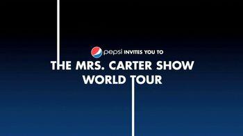 Pepsi TV Spot 'Beyonce World Tour' - 2 commercial airings
