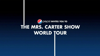 Pepsi TV Spot 'Beyonce World Tour' - 2 commercial airings