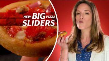 Pizza Hut Sliders TV Spot