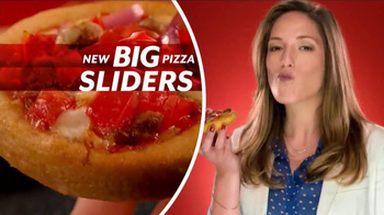 Pizza Hut Sliders TV Spot