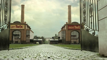 Twix TV Spot, 'Twix Factory Merge' - Thumbnail 1