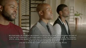 BET TV Spot, 'Fake it Until you Make It Sweepstakes'