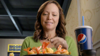 Long John Silver's TV Spot, 'New Bigger Shrimp' - Thumbnail 1