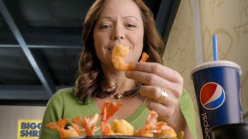 Long John Silver's TV Spot, 'New Bigger Shrimp' - Thumbnail 2