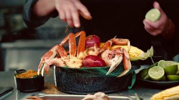 Joe's Crab Shack Spicy Citrus Steampot TV Spot - Thumbnail 6