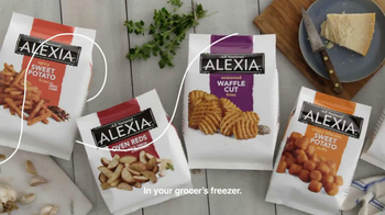 Alexia Foods TV Spot, 'Here's to Taste Buds' - Thumbnail 8
