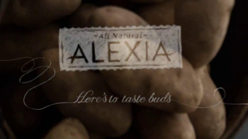 Alexia Foods TV Spot, 'Here's to Taste Buds' - Thumbnail 1