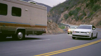Volkswagen Jetta Hybrid TV Spot, 'Passing' Song by Carter Burwell