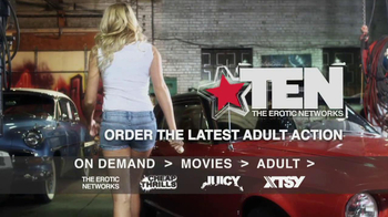 The Erotic Networks (TEN) TV Spot, 'Mechanic' - Thumbnail 9