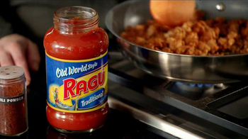 Ragu Chili Mac TV Spot  - Thumbnail 3