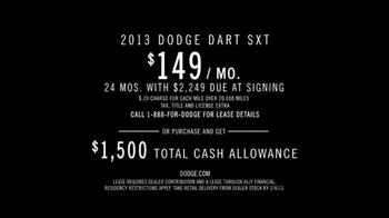 Dodge 2013 Super Bowl TV Spot, 'How to Make a Car for an Unsafe World' - Thumbnail 10