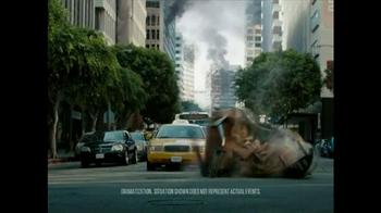 Dodge 2013 Super Bowl TV Spot, 'How to Make a Car for an Unsafe World' - Thumbnail 3