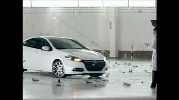 Dodge 2013 Super Bowl TV Spot, 'How to Make a Car for an Unsafe World' - Thumbnail 6
