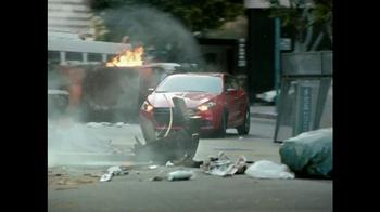 Dodge 2013 Super Bowl TV Spot, 'How to Make a Car for an Unsafe World' - Thumbnail 8