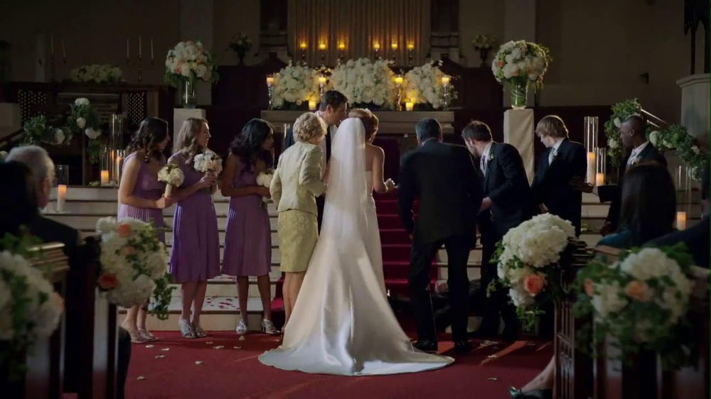 Century 21 2013 Super Bowl TV Commercial, 'Wedding'