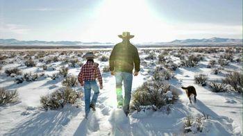 Ram Trucks 2013 Super Bowl TV Spot, 'God Made a Farmer' Feat. Paul Harvey
