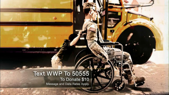 Wounded Warrior Project 2013 Super Bowl TV Spot  - Thumbnail 4