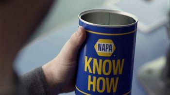 NAPA 2013 Super Bowl TV Spot, 'Know How' Feat. Patrick Warburton
