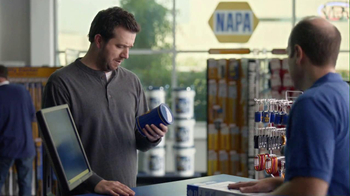 NAPA 2013 Super Bowl TV Spot, 'Know How' Feat. Patrick Warburton - Thumbnail 2