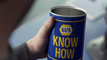 NAPA 2013 Super Bowl TV Spot, 'Know How' Feat. Patrick Warburton - Thumbnail 4